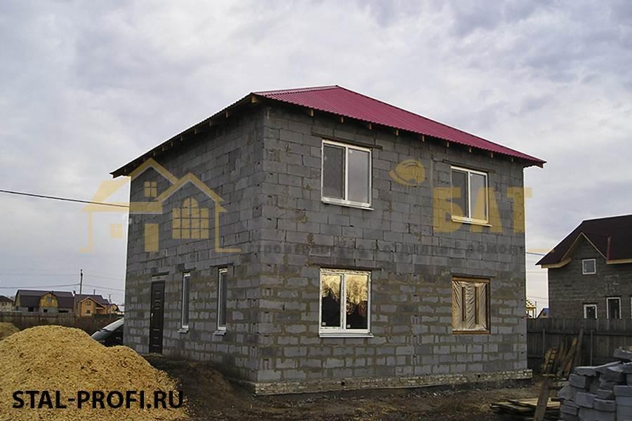 Foto Stalprofi Portfolio Stroitelstvo Domov 12