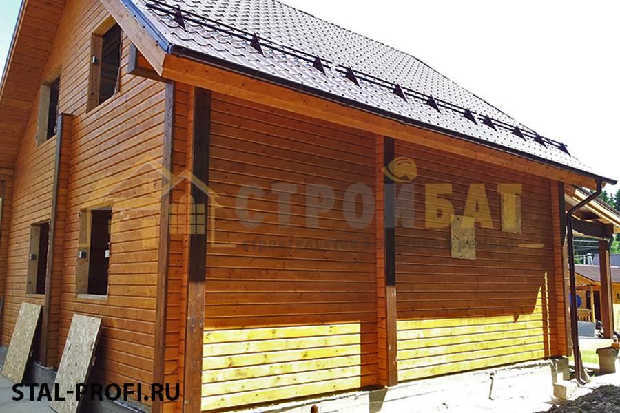 Foto Stalprofi Portfolio Stroitelstvo Domov 29