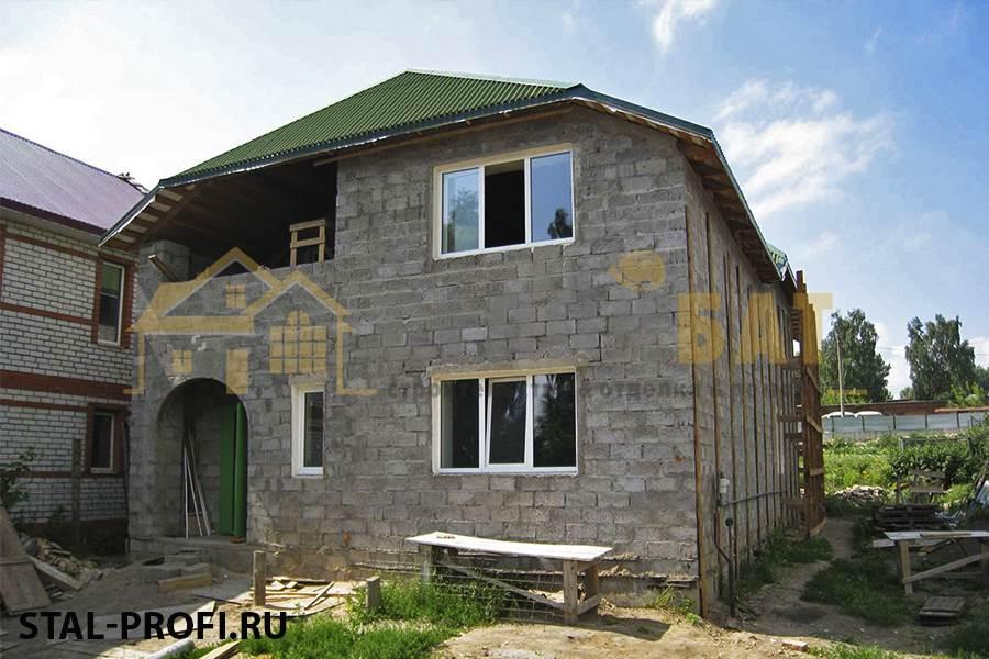 Foto Stalprofi Portfolio Stroitelstvo Domov 2