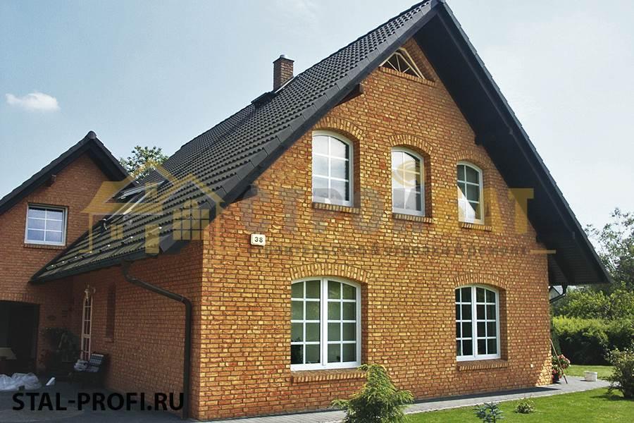 Foto Stalprofi Portfolio Stroitelstvo Domov 7