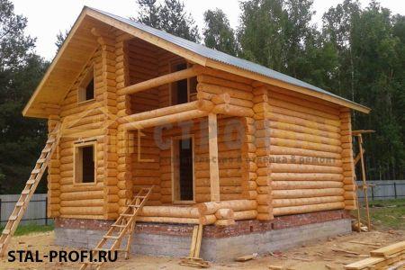 Foto Stalprofi Portfolio Stroitelstvo Domov 5