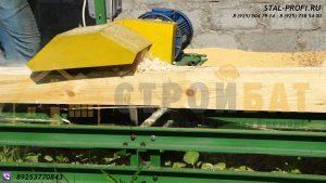 Один из вариантов инструментов по производству профилированного бруса.