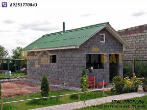 Строительство блочных бань в Клину и Солнечногорске.